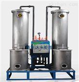 通利达锅炉软化水设备的特点