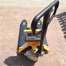 广东液压叉车电子秤2吨叉车磅价格