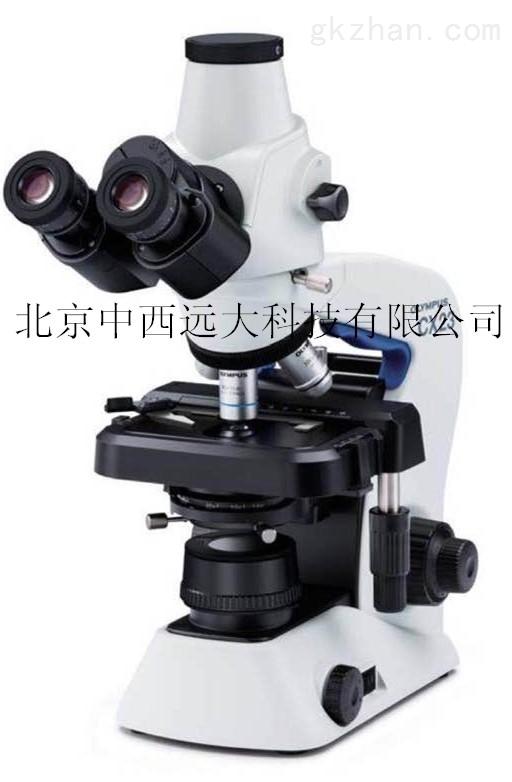 奥林巴斯CX23三目生物显微镜