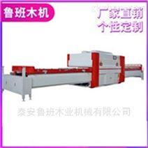 板式家具加工设备 山东鲁班真空覆膜机