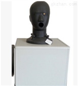 口罩呼吸阻力氣密性測試儀