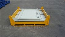 重型周转箱折叠物流中转筐高承重铁屑废料箱