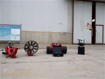 山東多用途應急救援機器人生產制造商