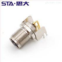 4芯弯针插座Dcode兼容?#30340;虲ONEC43-01228