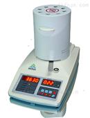 绿茶快速水分测试仪及固含量水分仪用法