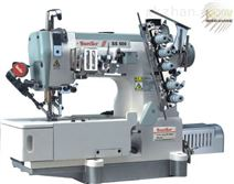 高速直驱平台式绷缝机(自动剪线)