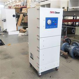 磨床机吸粉末专用固定柜式集尘器