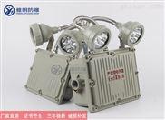 IP54防爆双头应急灯 BAJ52-2×2W断电照明灯