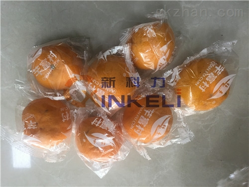 橙子水果包装机