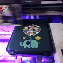皮革箱包8d万能uv平板印花机设备