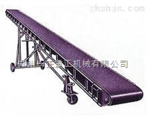 辽宁有机肥输送机轮式皮带机移动式皮带输送机