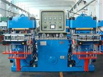 高精密度自动快速前顶2RT开模橡胶硫化机