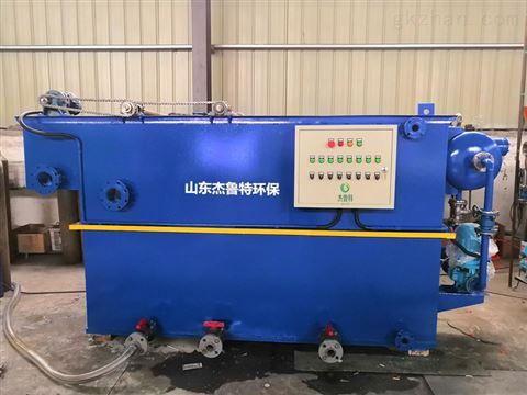 武隆县风景区污水处理设备系统性能描述