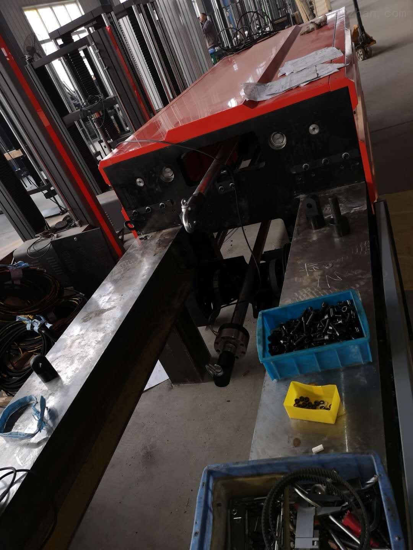 整体钢板焊接框架卧式拉力试验机夏季促销