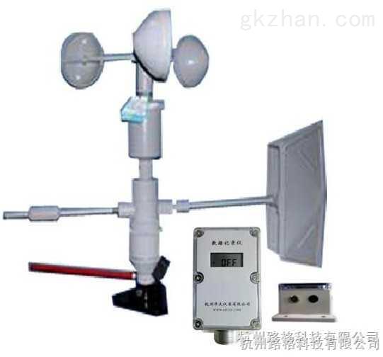 风速风向记录仪(自动记录风速和风向的变化)