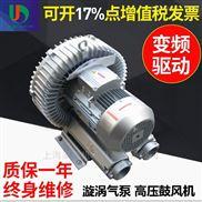 机床设备吸尘专用高压风机