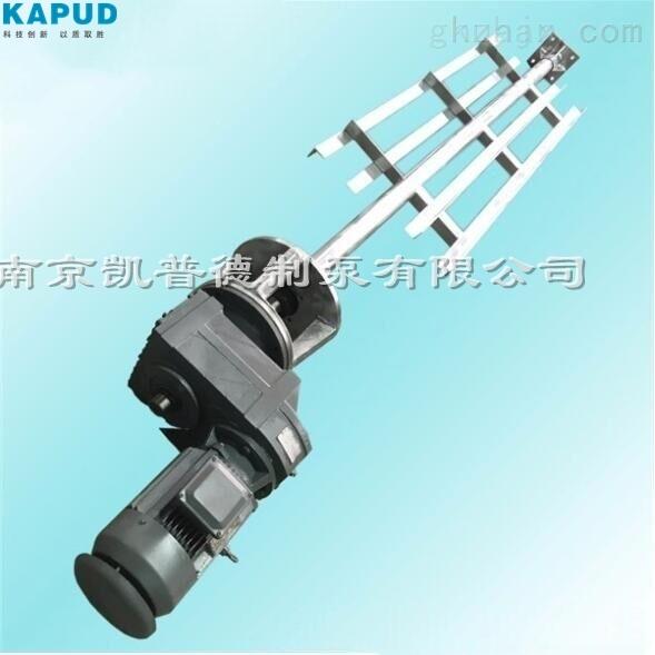 絮凝搅拌机 低转速框式搅拌器JBK-1000
