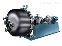 超低温卧式离心薄膜真空蒸发器