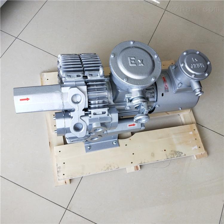 直销沼气回收稳压输送密封型高压气泵厂家