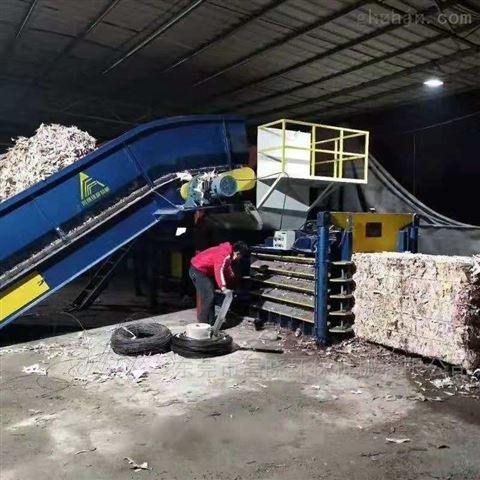 出售160T厂家直销现货半自动废纸液压打包机