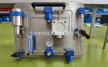在线式氢中氧分析仪 型号:ZX7M-HNPH2-O2
