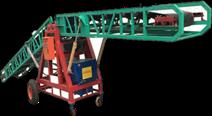 雙翼伸縮輸送機一款解決裝卸車大小問題