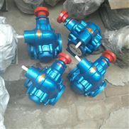 供应华潮KCB5400大流量油泵丝扣连接齿轮泵
