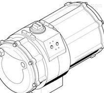 FESTO费斯托带有位移传感器的驱动器结构说明