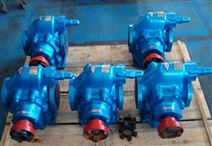 KCB系列卧式齿轮泵参数参考