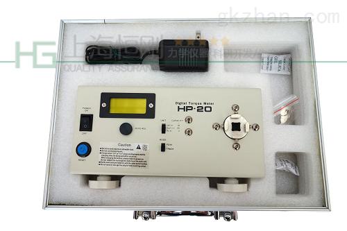 智能型数字扭力测试仪SGHP-50,0.075-5N.m