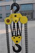 30吨3米圆形手动葫芦的价格上海沪工厂家