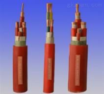 硅橡胶绝缘氟塑料护套高温防腐控制电缆