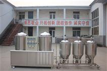 教您选择一套好的豪鲁鲜精酿啤酒设备?