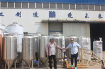 鲜啤啤酒设备厂家为你详细介绍300L精酿设备