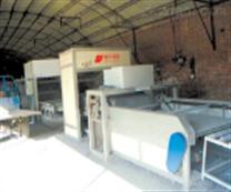 KH泡沫混凝土防火保温板生产线
