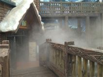 園林景觀噴霧工程