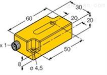 操作方式;TURCK倾角传感器1534061