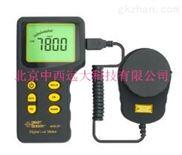 分体式照度仪/照度计/光度计 型号: AR823+