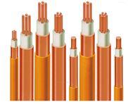 矿物绝缘电力电缆bttz-4x25+e16