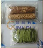 蔬菜-水果托盘全自动包装机