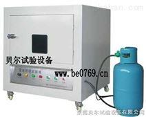 电池燃烧颗粒试验装置