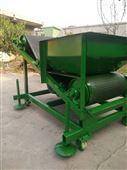 黑豆自动扬场机-移动式玉米扬杂机