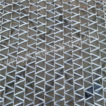 金属输送网带、双螺旋网带、马蹄式网带