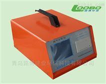 LB-5Q型五组分汽车尾气分析仪在济南的使用