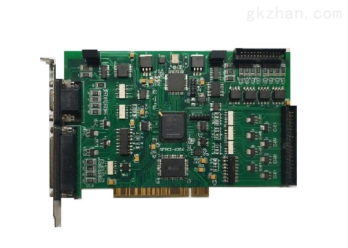 隔离型数据采集卡SFPCI-6356