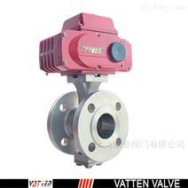 德国品质上海铸造电动V型球阀尺寸