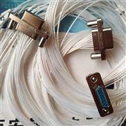 镀金麻花针J30J微矩形连接器