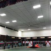 屋顶工业排风扇,解决闷热的方案-广州奇翔