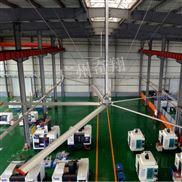 机械工业排风扇,双扇解决闷热-广州奇翔