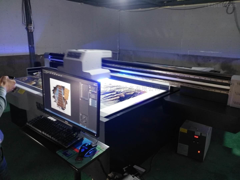 大型uv平板机/背景墙玻璃/数码万能打印机
